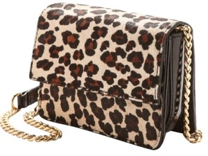 Alice + Olivia Leopardprint Leopard Cheetahprint Animalprint Cross Body Bag
