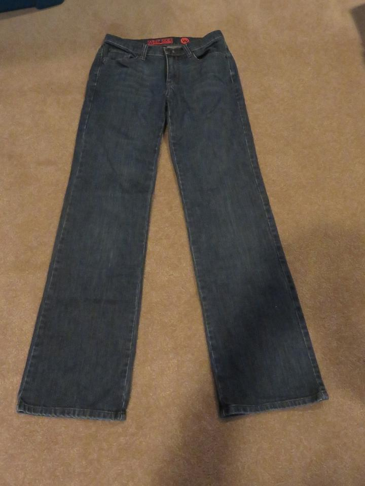 9d275568c8e92 New York   Company Blue Medium Wash West Boot Cut Jeans Size 26 (2 ...