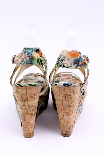 Chinese Laundry Wedge Danger Game Sandal Multicolor Platforms Image 4