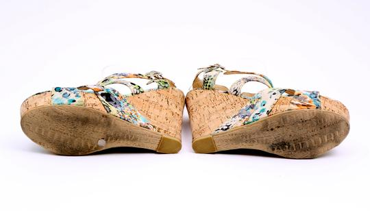 Chinese Laundry Wedge Danger Game Sandal Multicolor Platforms Image 7