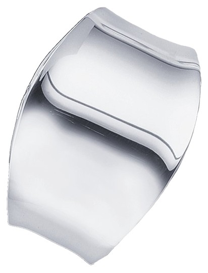 Other BrianG .925 Sterling Silver Designer Tapered Cuff Bracelet