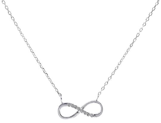 Preload https://img-static.tradesy.com/item/11018590/avital-and-co-jewelry-silver-010-carat-look-infinity-pendant-in-sterling-and-cubic-zirconia-necklace-0-2-540-540.jpg