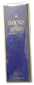 The Elizabeth Taylor Signature Collection Diamonds and Sapphires