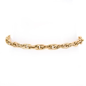 Avital & Co Jewelry 4.5mm Ladies 18k Yellow Gold Prince Of Wales Chain Bracelet