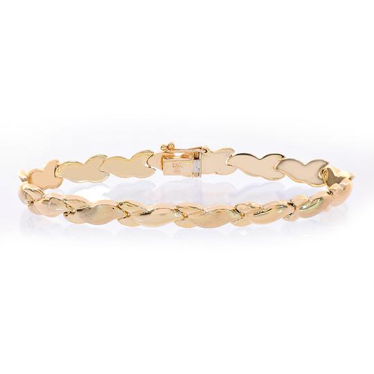 Preload https://img-static.tradesy.com/item/11019100/avital-and-co-jewelry-yellow-gold-70mm-14k-fancy-wave-link-bracelet-0-1-540-540.jpg
