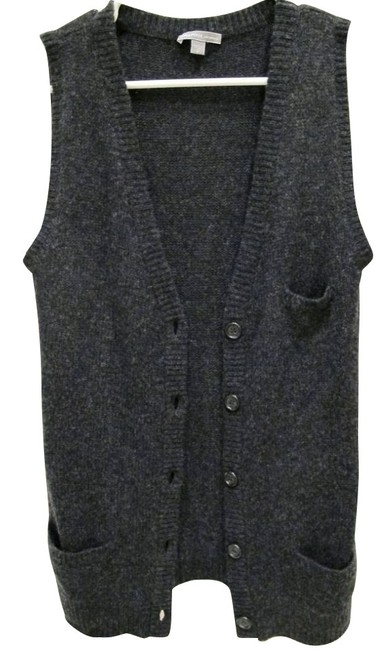 Preload https://img-static.tradesy.com/item/1102/james-perse-dark-gray-sweaterpullover-size-6-s-0-0-650-650.jpg