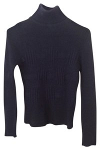Turtleneck Zipper Sweater