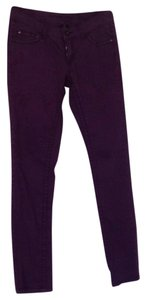 Refuge Jeans Skinny Pants Purple