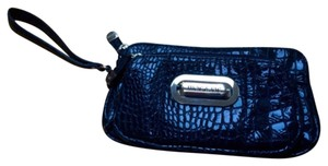 Mac & Jac Wristlet in Navy