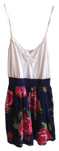 abercrombie kids short dress Floral Mini Summer on Tradesy