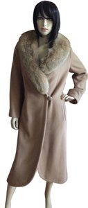 Ilie Wacs Fur Coat