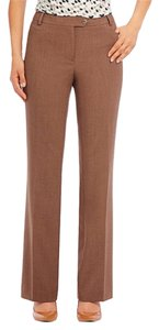 Calvin Klein Flare Pants Heather Taupe