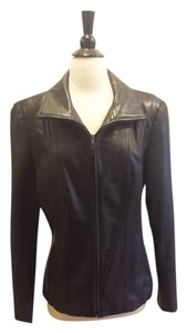 Avanti Leather Leather Jacket