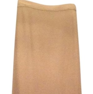 Chico's Maxi Skirt Gold