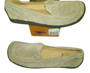 Rocket Dog Suede Casual Neutral, Tan Flats