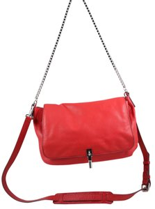 Elizabeth and James Satchel in Red
