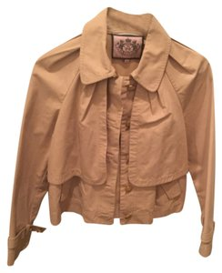 Juicy Couture Tan Jacket