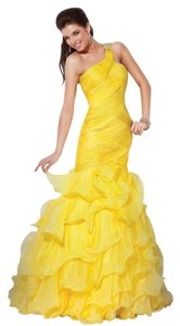 Jovani Mermaid Prom Pageant Dress