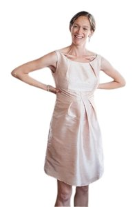 Alfred Sung Alfred Sung Maternity Pearl Pink Dress