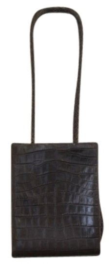 Preload https://item1.tradesy.com/images/beth-levine-print-brown-crocodile-leather-shoulder-bag-110230-0-0.jpg?width=440&height=440
