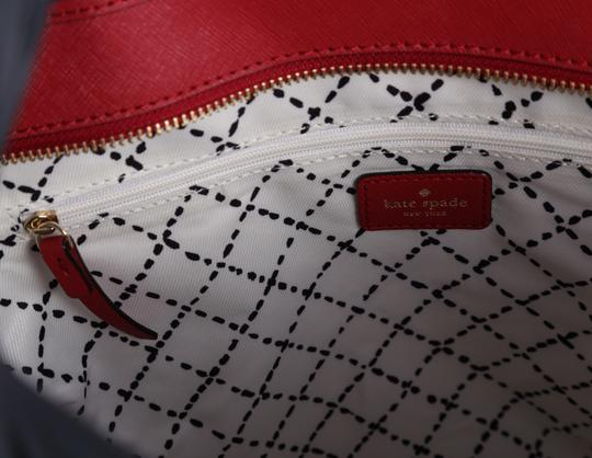 Kate Spade Tote in Red Image 8