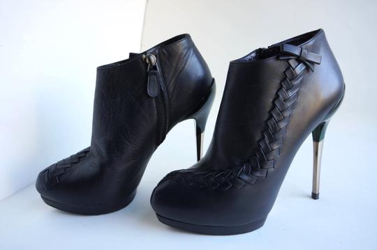 Salvatore Ferragamo High Heel black Boots Image 3
