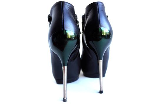 Salvatore Ferragamo High Heel black Boots Image 4