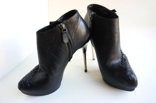 Salvatore Ferragamo High Heel black Boots Image 5