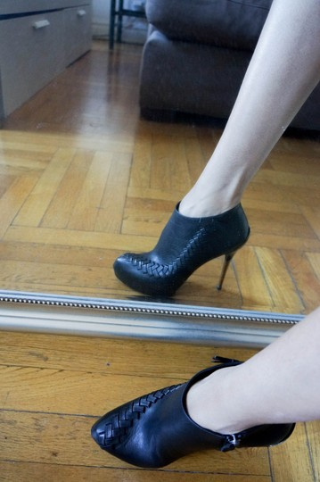 Salvatore Ferragamo High Heel black Boots Image 7