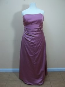Alfred Angelo Sugar Plum 6493 Size 22w Dress