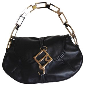 Jill Milan Vegan Shoulder Bag