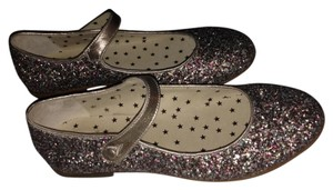 Pepe Jeans Glitter Mary Jane Gold Flats