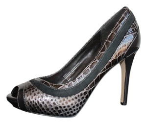 White House | Black Market Black/grey/silver - Style - KLUM Pumps
