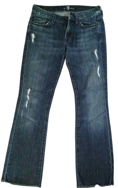 Preload https://item3.tradesy.com/images/7-for-all-mankind-distressed-boot-cut-jeans-size-26-2-xs-1102427-0-0.jpg?width=400&height=650