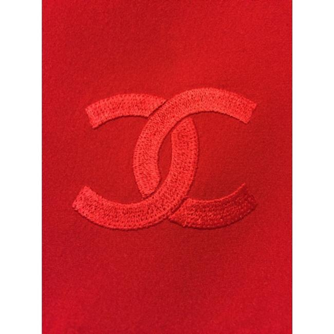 Chanel Top Red Image 5
