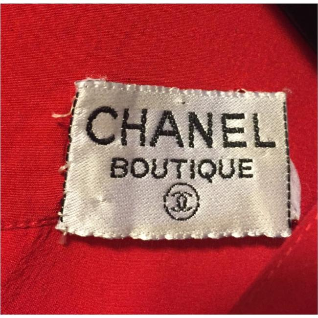 Chanel Top Red Image 7