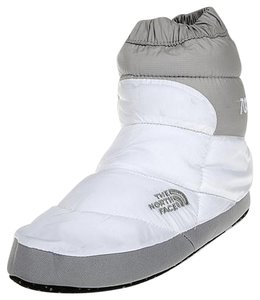 The North Face White/Foil Grey Boots