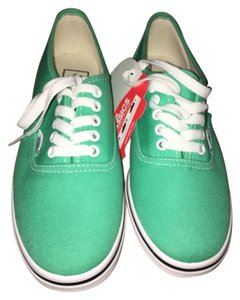 Vans Teal Athletic
