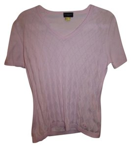 Burberry T Shirt Pink