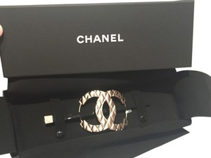 Chanel Chanel Gold Plated CC Hair Pin/Stick - Brand New!