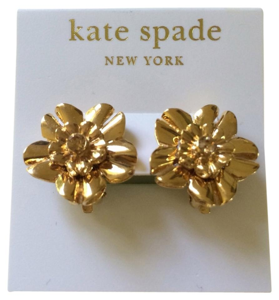 Kate Spade Clip On Earrings