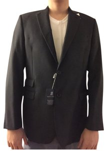 Barneys New York Dark Gray Blazer