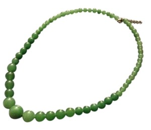 Other GREEN Jade Necklace