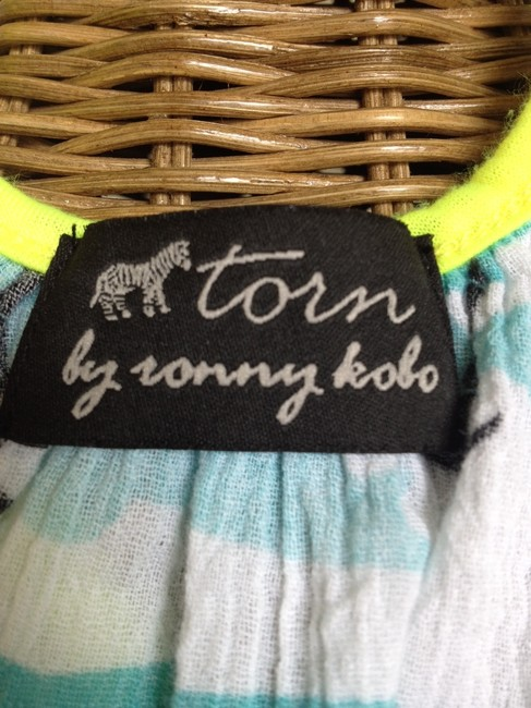 Torn by Ronny Kobo Cotton Top