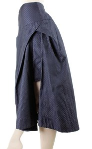 Vivienne Westwood Polka Dot Drape Draped Maxi Skirt Blue, Red, Purple