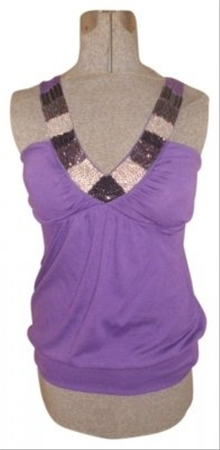 DEB Top Purple