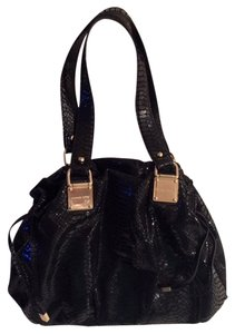 Michael Kors Python Jet Set Mk Totes Shoulder Bag