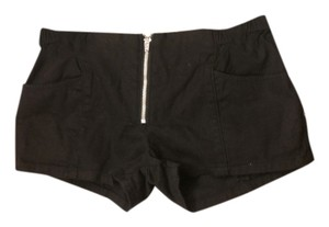 Urban Outfitters Womens Hot Pants Hot Pants Size 0 Size 0 Mini/Short Shorts Black