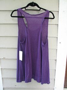 Eileen Fisher Top Purple