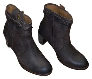 Palladium Pldm Leather New With Box Dark Brown Boots